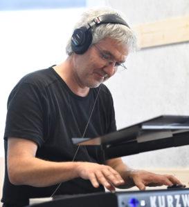 Benedikt Mattmüller - Musiker- Lehrer