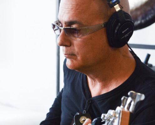 Benedikt Mattmüller, Studioaufnahmen für das Album Retrospektive, 2016