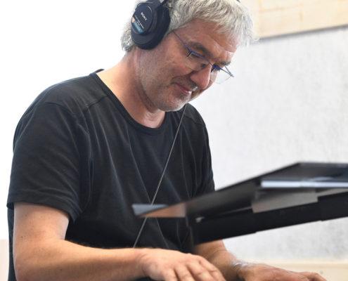 Klavierunterricht, Basel, Benedikt Mattmüller - Musiker- Lehrer