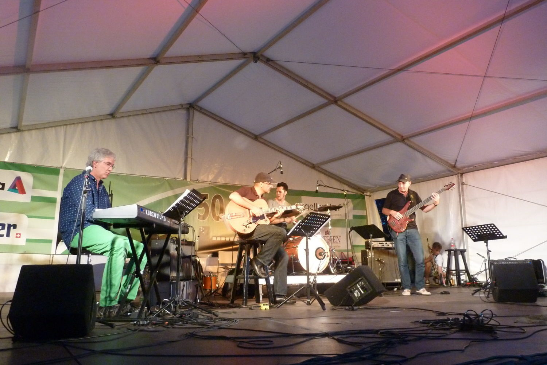 Buchen, Benedikt Mattmueller_Jazz Konzerte